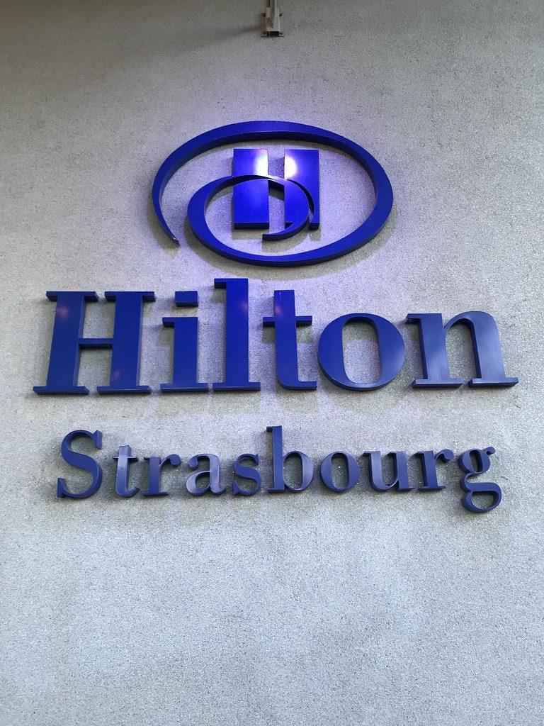 Straßburg am Wochenende - Hilton-Strasbourg