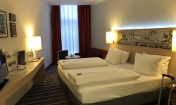 H+ Hotel Stade