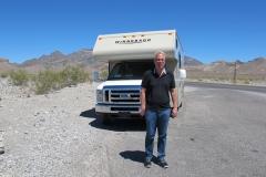 Eingang Death Valley Nationalpark