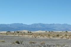 Mesquite Flats Sand Dunes - Death Valley