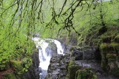 Wasserfälle der Einsiedelei - Dunkeld - Highlands