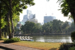 Lumphini Park - Bangkok