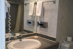 Waschbecken - Bella Vista Resort Hurghada - Zimmer 252