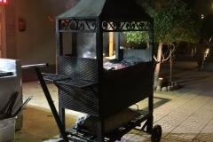 Abendessen - Holzkohlegrill - Bella Vista Resort Hurghada