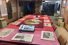 Bunkermuseum-Frauenwald-Konferenzraum
