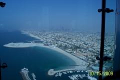 Burj Al Arab - Ausblick