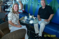 Burj Al Arab - Tea Time