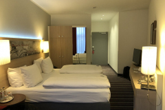 H-Hotel Stade - Zimmer