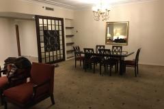 Imperial Suite - Hilton Cairo World Trade Center Residences - Esszimmer