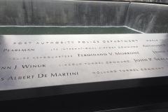 New York - Gedenkbrunnen 02