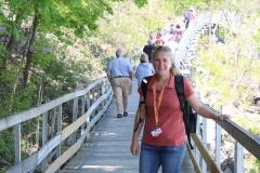 Niagarafälle - White Water Walk 03