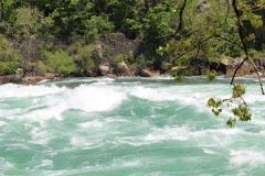 Niagarafälle - White Water Walk 04