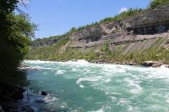 Niagarafälle - White Water Walk 05