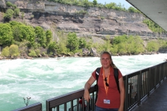 Niagarafälle - White Water Walk 06