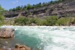 Niagarafälle - White Water Walk 08