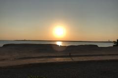 Sharm El Naga Resort - Ausblick aufs Meer