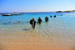 Sharm El Naga - Tauchen