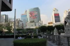 Shopping Mall in Bangkok