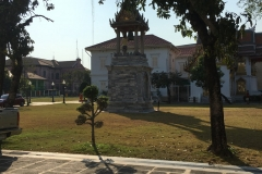 Wat Benchamabophit - Glocke