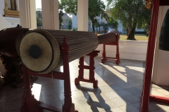Wat Benchamabophit - Tempel-Trommel