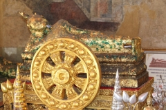 Bangkok Tempel-Tour - Wat Pho - Tempel des liegenden Buddha
