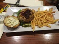 Essen am Flughafen Las Vegas