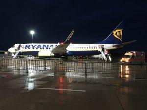 Ryanair - Frankfurt Hahn