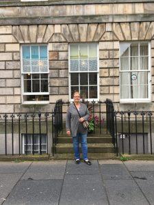 Hala in Edinburgh - Hill Place