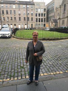 Hala in Edinburgh - Hill Square