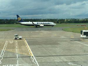 Ryanair Edinburgh Airport