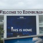 Welcome to Edinburgh