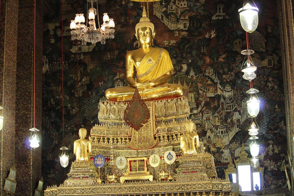new product cb7e6 e998c Bangkok Tempel-Tour und viele Buddhas