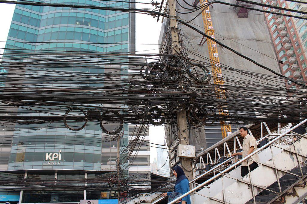 Verkabelung Bangkok - Shopping Malls in Bangkok