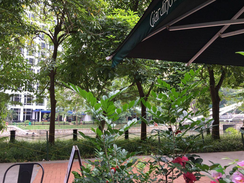The Quay Kitchen and Bar Singapur