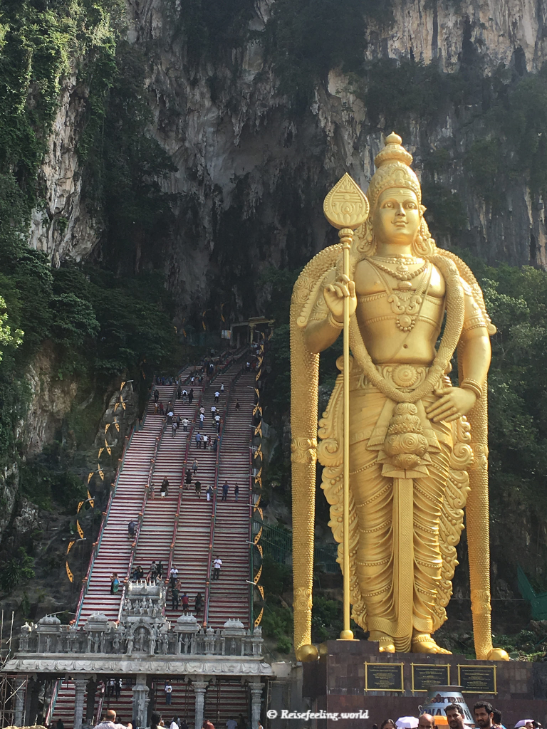 Batu Caves - Meine schönsten Fotos