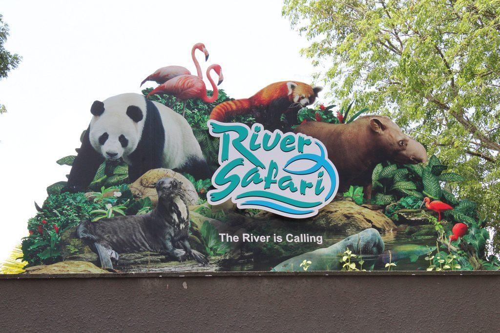 River Safari - Singapur Zoo