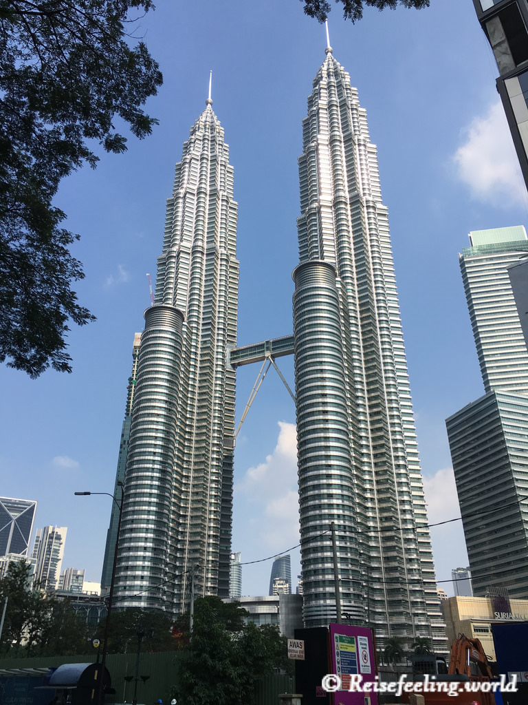 Petronas Towers Kuala Lumpur - Meine schönsten Fotos