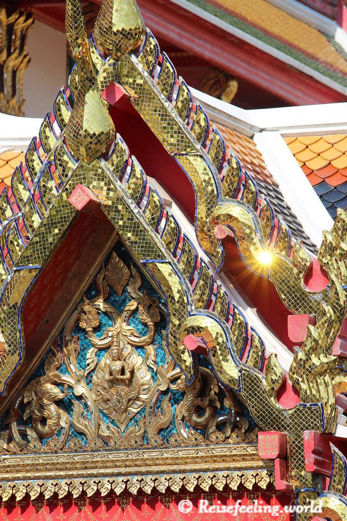 Wat Pho Bangkok - Meine schönsten Fotos