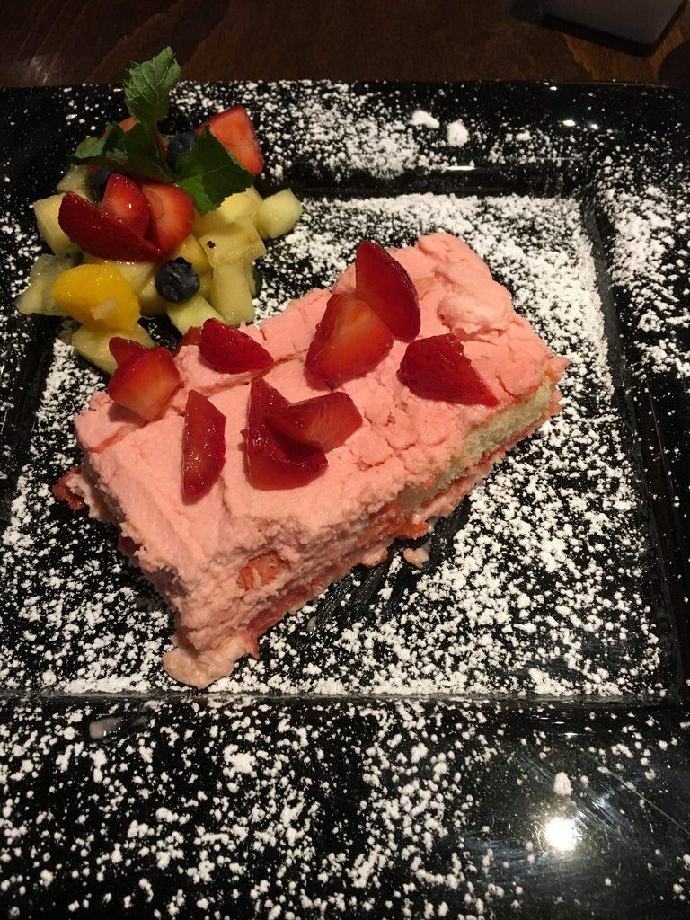Dessert Ferrucci Winebar
