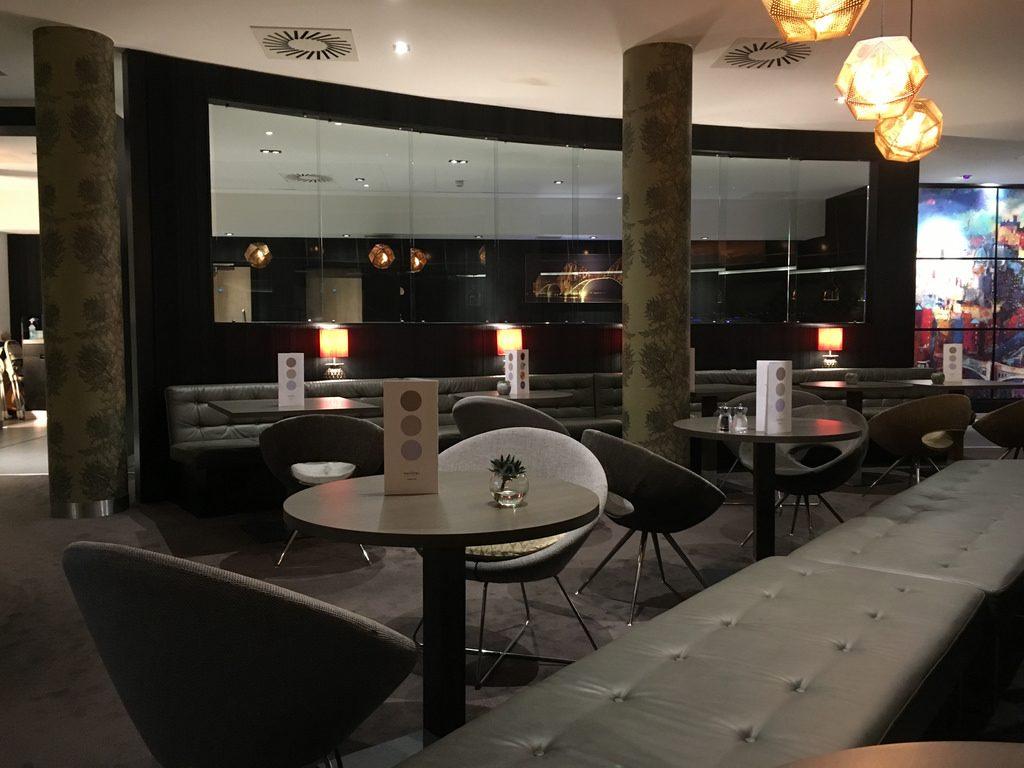 Novotel Edinburgh Park Hotel - Bar