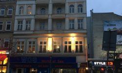 Novum Hotel Hamburg Stadtzentrum - Eingang