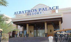 Albatros Palace Resort Hurghada - Eingang