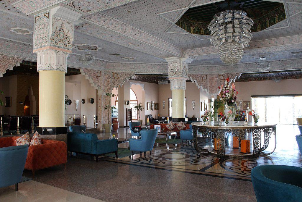 Lobby - Albatros Palace Resort Hurghada