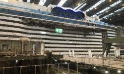 Meyer Werft - Ozeanriese
